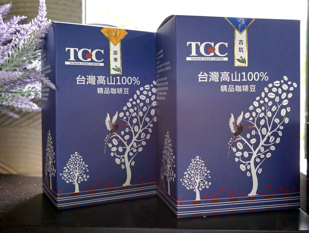 結合科技進行品管,TGC將台灣小農咖啡推向精品咖啡。圖/于國華提供