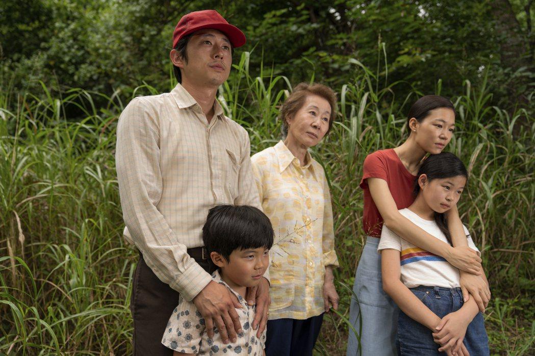 「夢想之地」包括史上首位入圍女配角韓國演員和史上首位入圍男主角韓裔演員。圖/傳...
