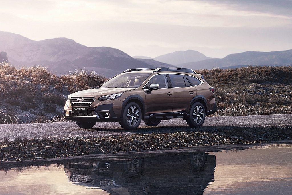 Subaru的極致安全與越野操控能力,對於熱愛探索山林之美的人來說,絕對是旅遊出...
