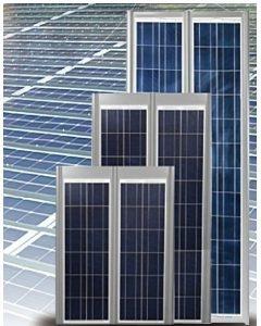 輕量化金屬太陽能發電浪板具防火性,一併解決「屋頂漏水」的問題。 喬國/提供