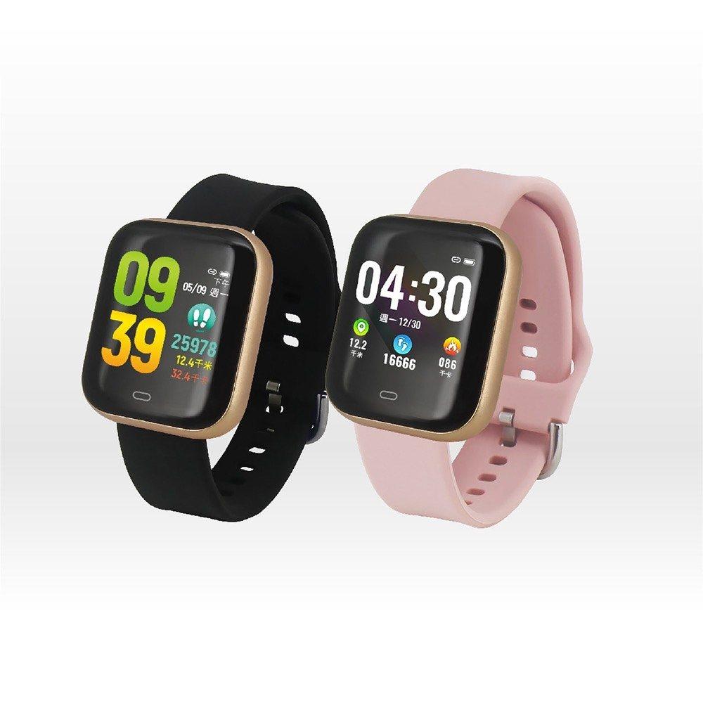 2021年全新上市的【人因金屬大錶面運動心律智慧手錶】,除了提供系統永久免費升級...