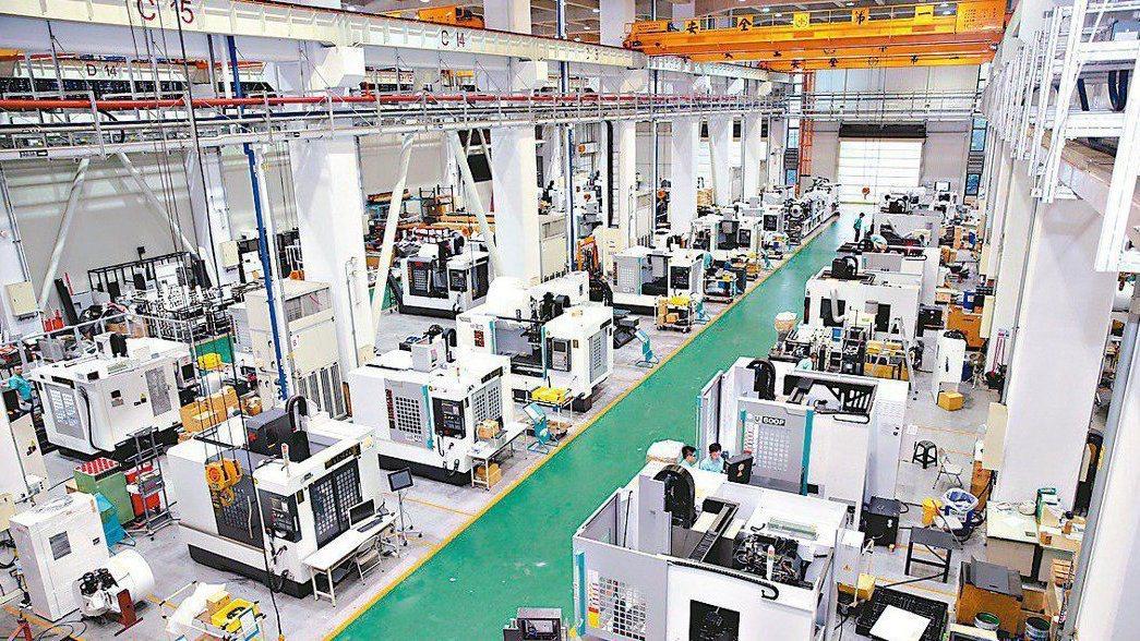 經濟部統計處昨(23)日公布6月工業生產指數及製造業生產指數 圖/報系資料照