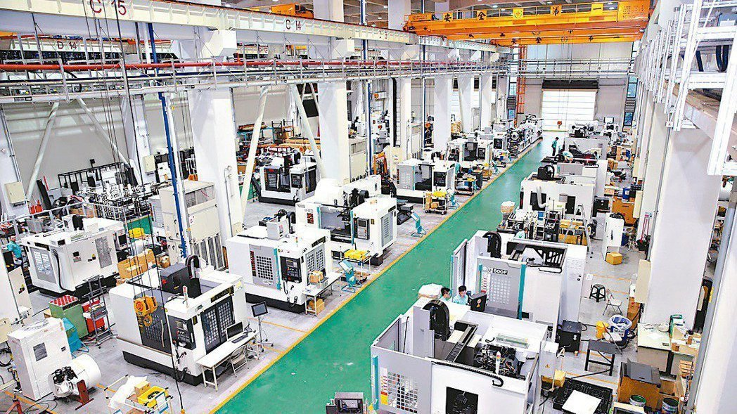 經濟部統計處今(23)日公布3月工業生產及製造業生產指數。 圖/報系資料照