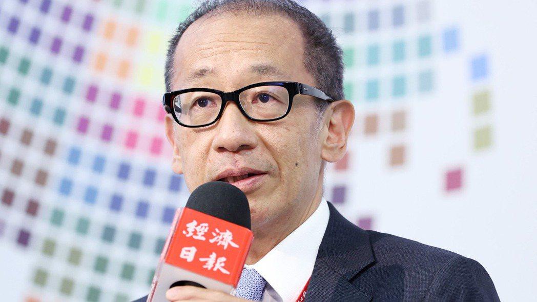 晶華國際酒店集團董事長潘思亮。記者侯永全/攝影