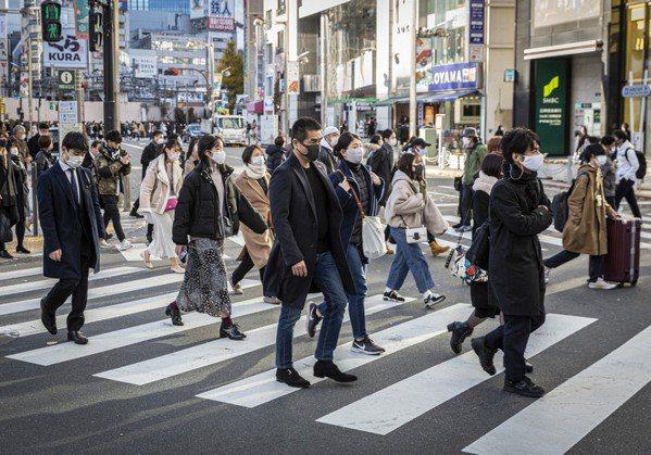 圖/誰也沒有料到,日本的疫情開始在春天反撲。inside