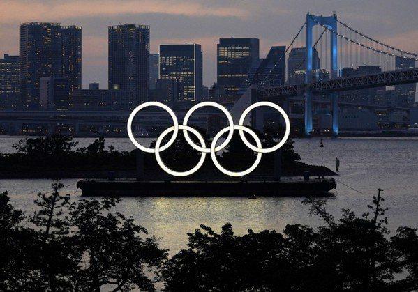 圖/位於東京的經典奧運地標。cbs