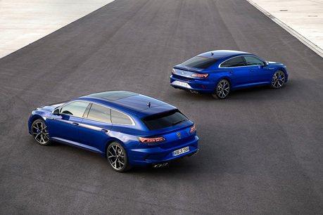 全新Volkswagen Arteon R正式發表 價格與BMW M340i、Audi S4差不多!