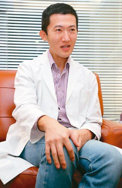 趙彥宇邱慧嫻皮膚科聯合診所院長趙彥宇。記者曾學仁/攝影