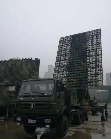 SLC-7三座標警戒雷達。圖源:澎湃新聞