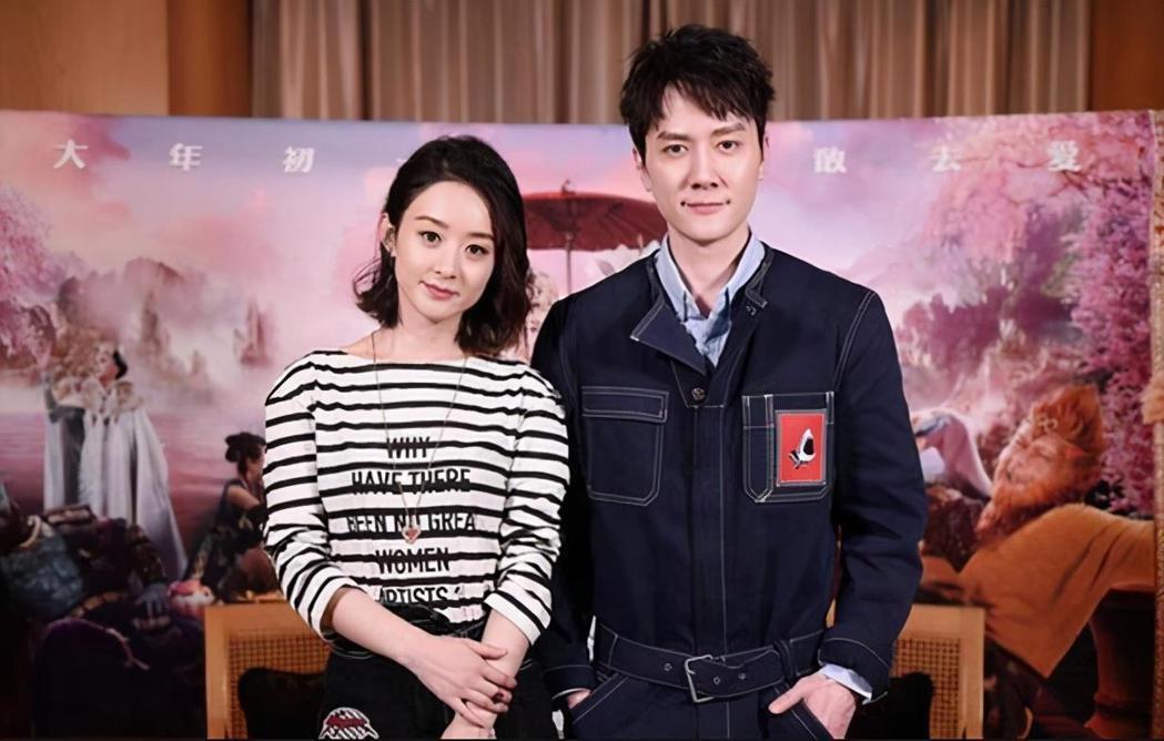 馮紹峰、趙麗穎宣告離婚。圖/摘自微博