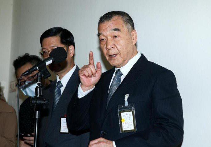 國防部長邱國正最近多次發言提及兩岸局勢危險,次數超越歷任部長。圖/聯合報系資料照片