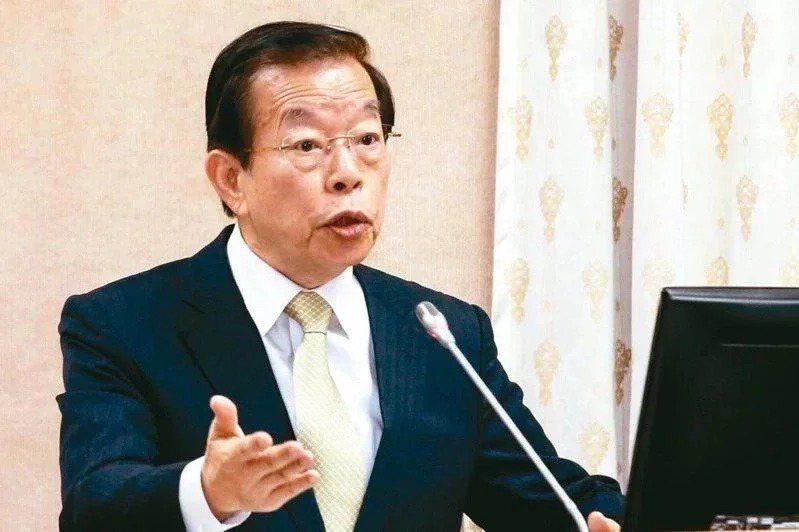 駐日代表謝長廷因為說台灣核電廠也排放含氚核廢水入海引發討論,國民黨向警政署提出檢舉假訊息「助日」,立法院甚至要求下周返國說明。圖/聯合報系資料照片