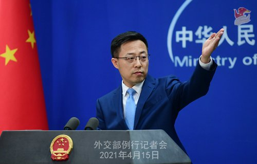 日本防衛大臣岸信夫稱「若台灣被赤化,情勢恐會發生嚴重變化」。大陸外交部23日駁斥...