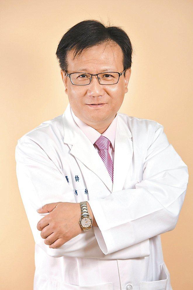 王有利 台北馬偕醫院婦產部主任 圖╱台北馬偕提供