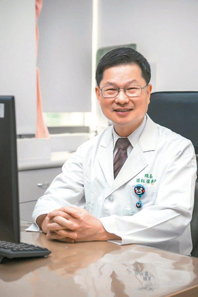 張紅淇宏其婦幼醫院院長、台北醫學大學兼任講師 圖╱宏其婦幼提供