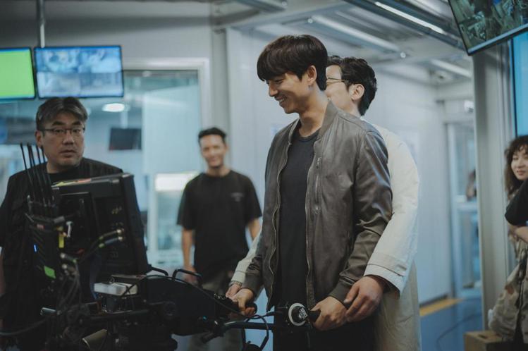 孔劉主演「永生戰」現正在台熱映中。圖/Catchplay提供