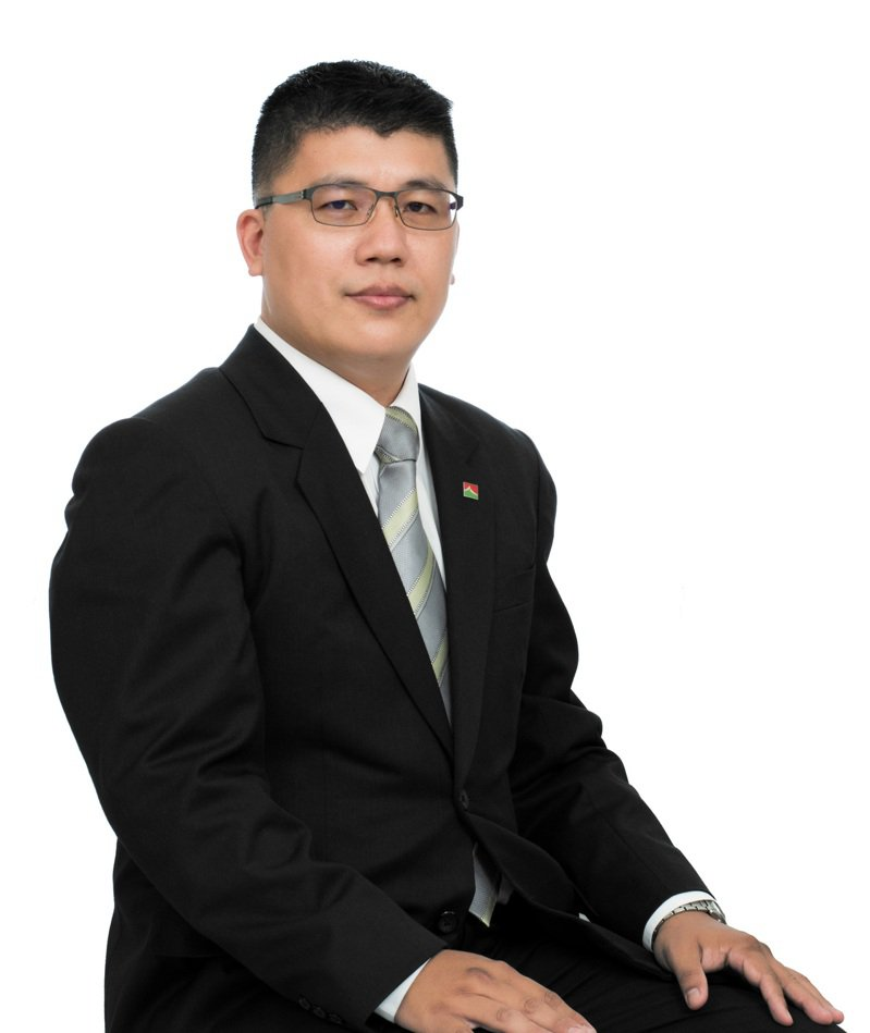信義房屋台南東寧店專案經理蔡聰敏。信義房屋/提供