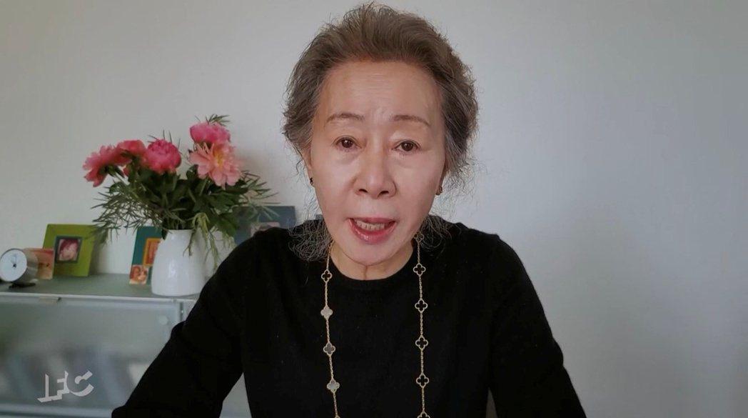尹汝貞憑「夢想之地」獲獨立精神獎最佳女配角。圖/路透