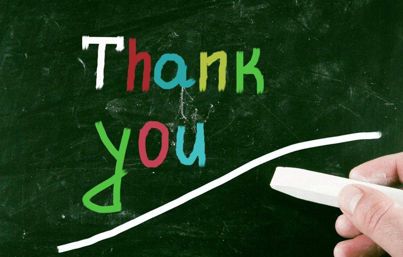 不是每個人都能輕易出口「謝謝」2字,透過星座分析,就能知道哪些星座是特別容易會說謝謝的人。圖片來源/ingimage