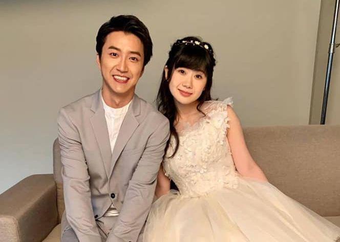 圖/FB@江宏傑 Chiang Hung-Chieh、福原愛 Ai Fukuha...