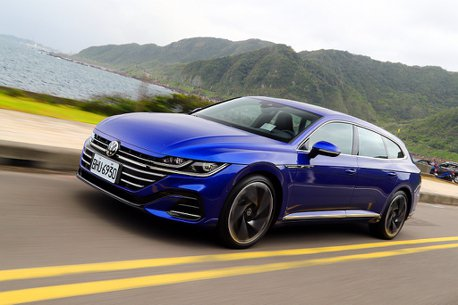 帶點壞的旅行車!福斯Arteon Shooting Brake 380 TSI R-Line Performance試駕