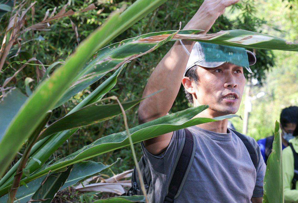 木工職人「小亨利」王宏亨不僅熱愛山林、木作,近期更參與文博會「地方總論館」的「北...
