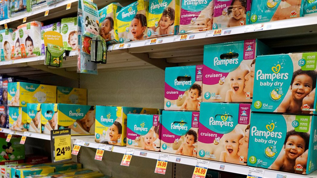 寶鹼日前加入金百利等消費者商品大廠行列,宣布從9月起調漲包括幫寶適等各類產品價格...