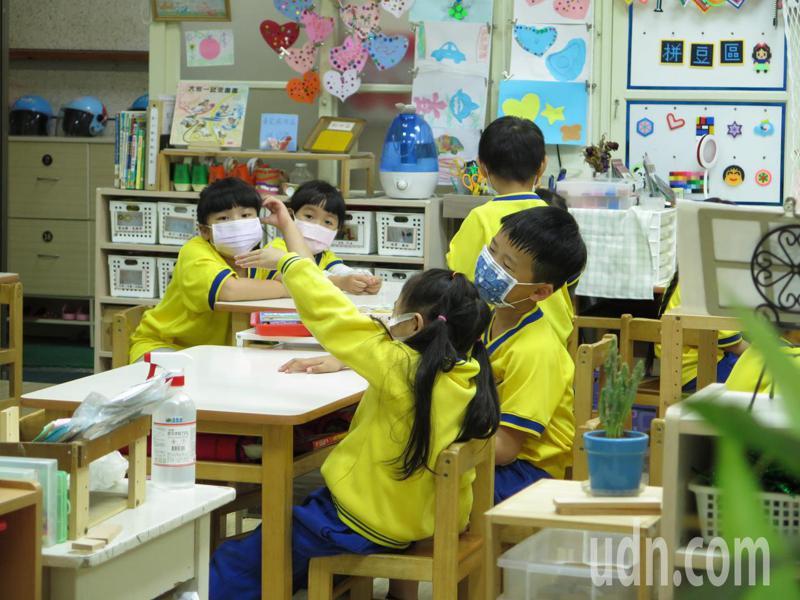 新竹市公幼及非營利幼兒園招生簡章已經上網公告,5月下旬受理報名。記者張裕珍/攝影