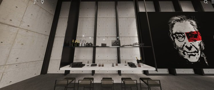 開放式的虛擬吧台,更可一覽僅供藏家享用的品牌獨家選品介紹,像是精選的日本珍稀飲品...