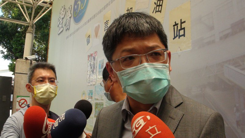 豐原醫院副院長張正一表示,男童情況未好轉,腦壓過高,腦部嚴重受損,恐成為植物人,須靠呼吸器維生。記者余采瀅/攝影