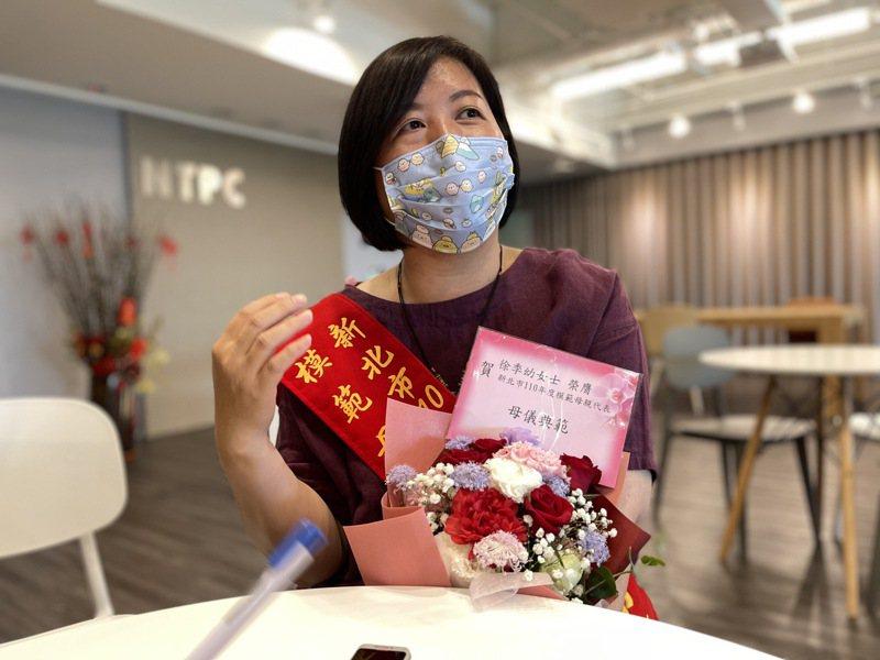 52歲的徐季幼從事寄養家庭22年,曾照顧超過40名寄養兒童與少年。記者王敏旭/攝影