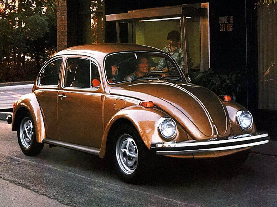 初代福斯金龜車(Volkswagen Type 1)。 摘自Carscoops