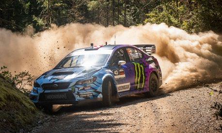 美國甩尾天王Ken Block重回Subaru懷抱 將開WRX STI參加ARA拉力賽!