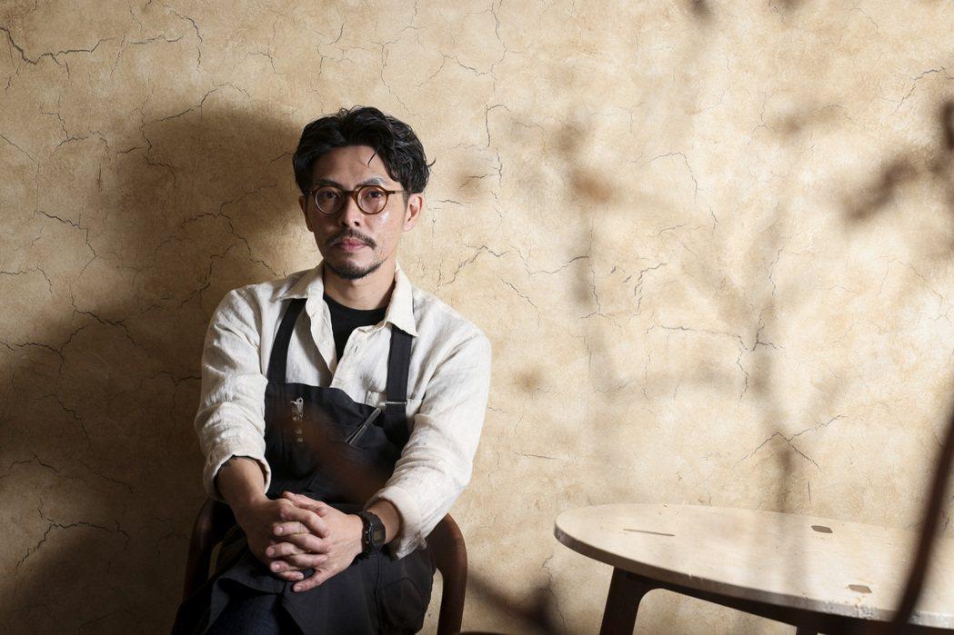 創業路從夜市起家的郭庭瑋,對fine dining料理界的人來說,可說是像突然從...