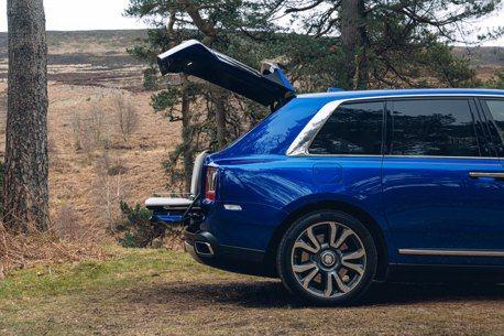 Rolls-Royce推出Cullinan休閒套件 戶外活動也可以很豪奢!