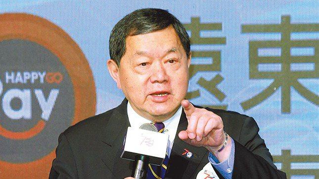 亞泥董事長徐旭東。本報資料照片