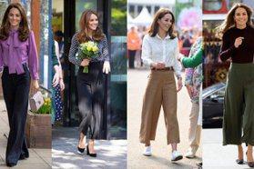 忽冷忽熱該怎麼穿?凱特王妃衣櫥必備的3樣單品,給你滿滿的穿搭靈感