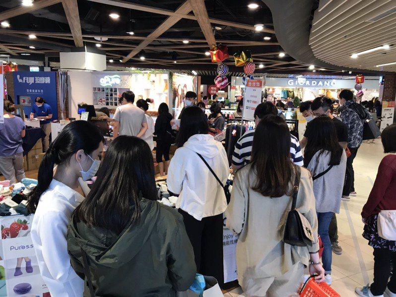 Big City遠東巨城購物中心自2012年4月28日正式營運,將在本月28日邁入第10年。圖/遠東巨城購物中心提供