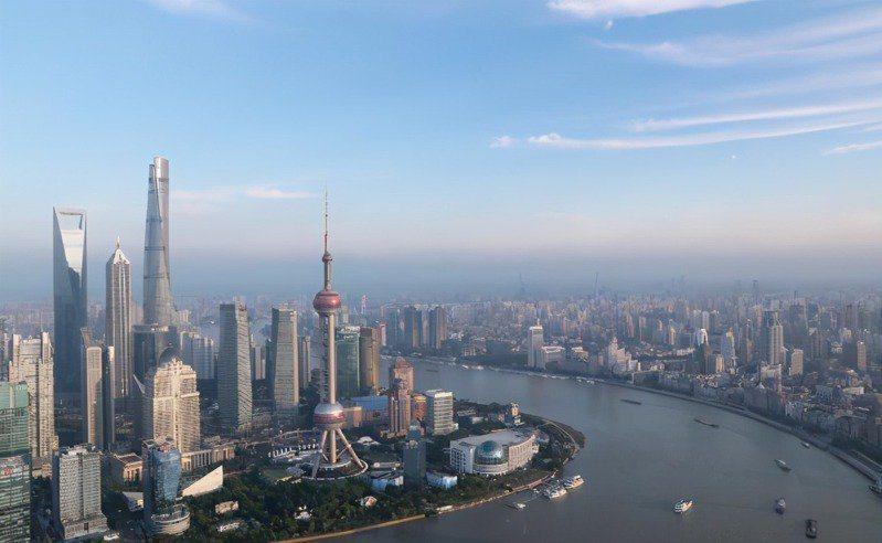 上海首季GDP同比增長17.6%。搜狐網