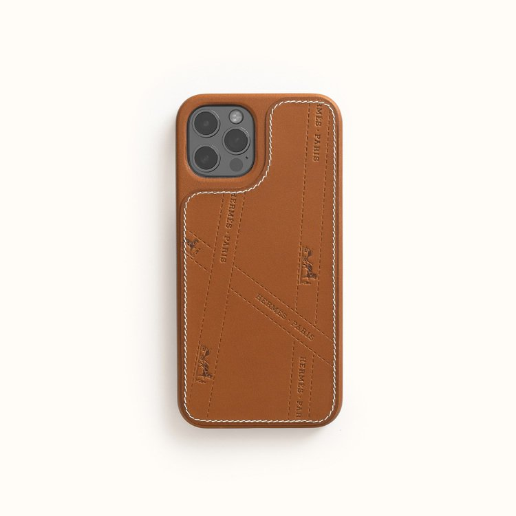 iPhone 12 or iPhone 12 pro系列愛馬仕Bolduc圖紋B...