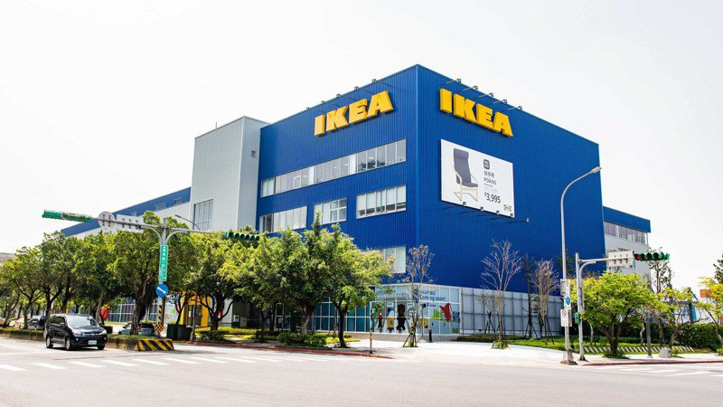 IKEA內湖店即將在4月28日開幕IKEA,讓這個家具一級戰區競爭將更為激烈。圖/IKEA提供