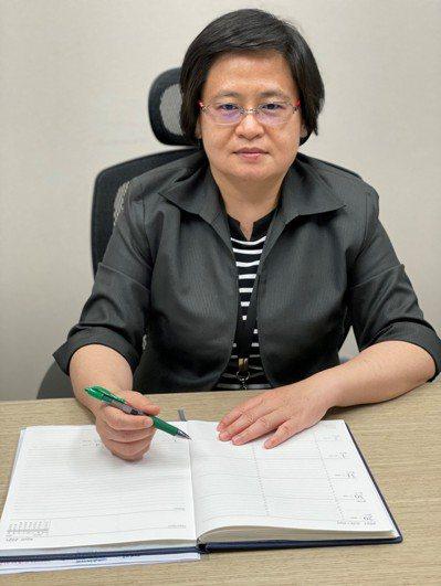 台灣人壽商品一部部長陳逸萍。 台灣人壽/提供