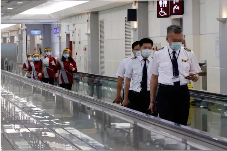 華航確診新冠肺炎的機師已累計7人。圖/本報資料照片