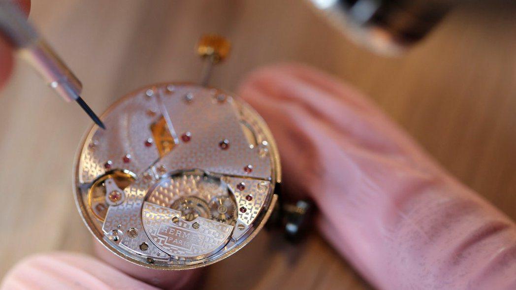 愛馬仕(Hermes)鐘表部門執行長多德特說,現在市面上各種瑞士表太多了,行情大...