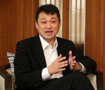 麗寶生醫總經理吳泓泰。記者胡經周/攝影