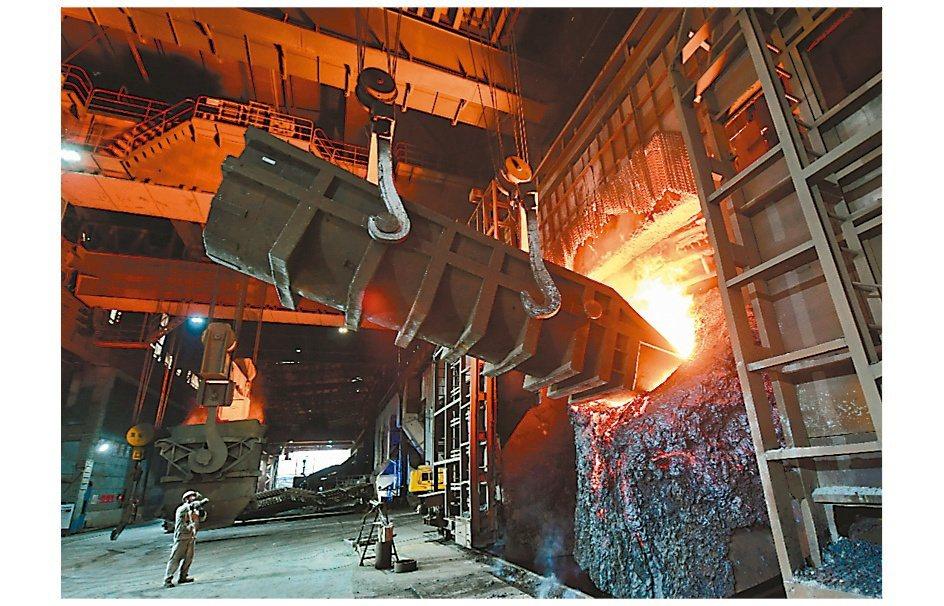 中國大陸擴大碳中和執行力度,緊縮鋼鐵、玻璃、水泥產能,將帶旺台廠相關族群營運。(...