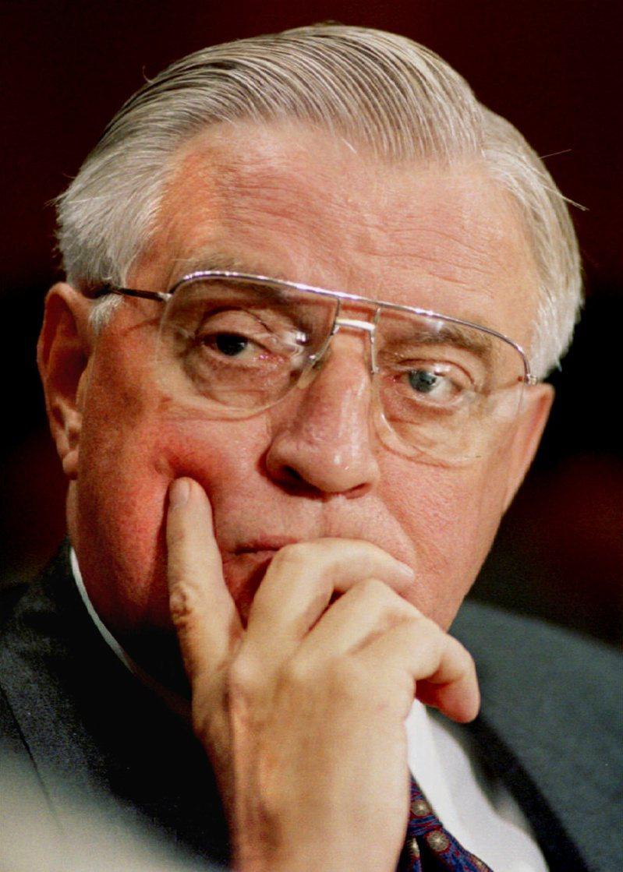 已逝美國前副總統孟岱爾。(路透) 路透通訊社