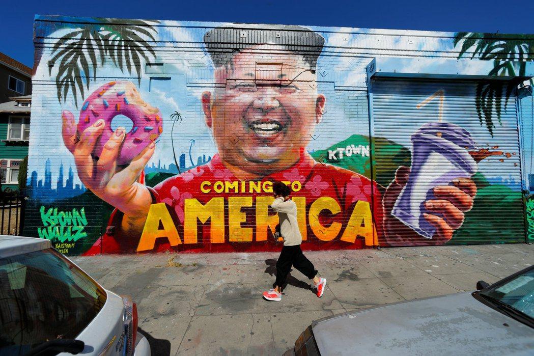 「到底為什麼要移民來美國?為什麼我的父母對美國文化及英文如此無知?」圖為LA韓國...