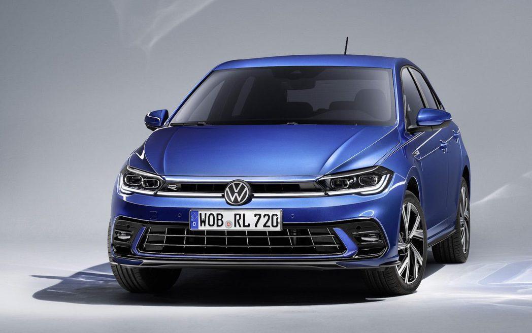 小改款Volkswagen Polo。 圖/Volkswagen提供