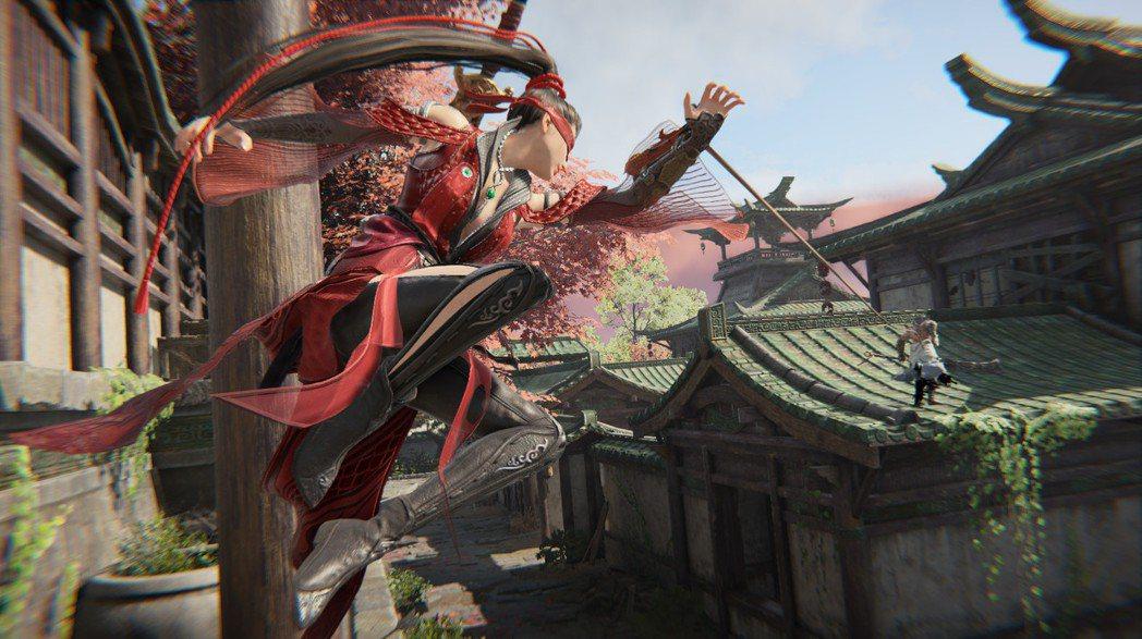 《永劫無間》近期於Steam平台展開先行者測試